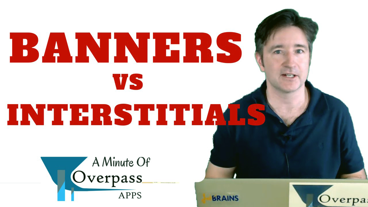 interstitial ads vs banner ads